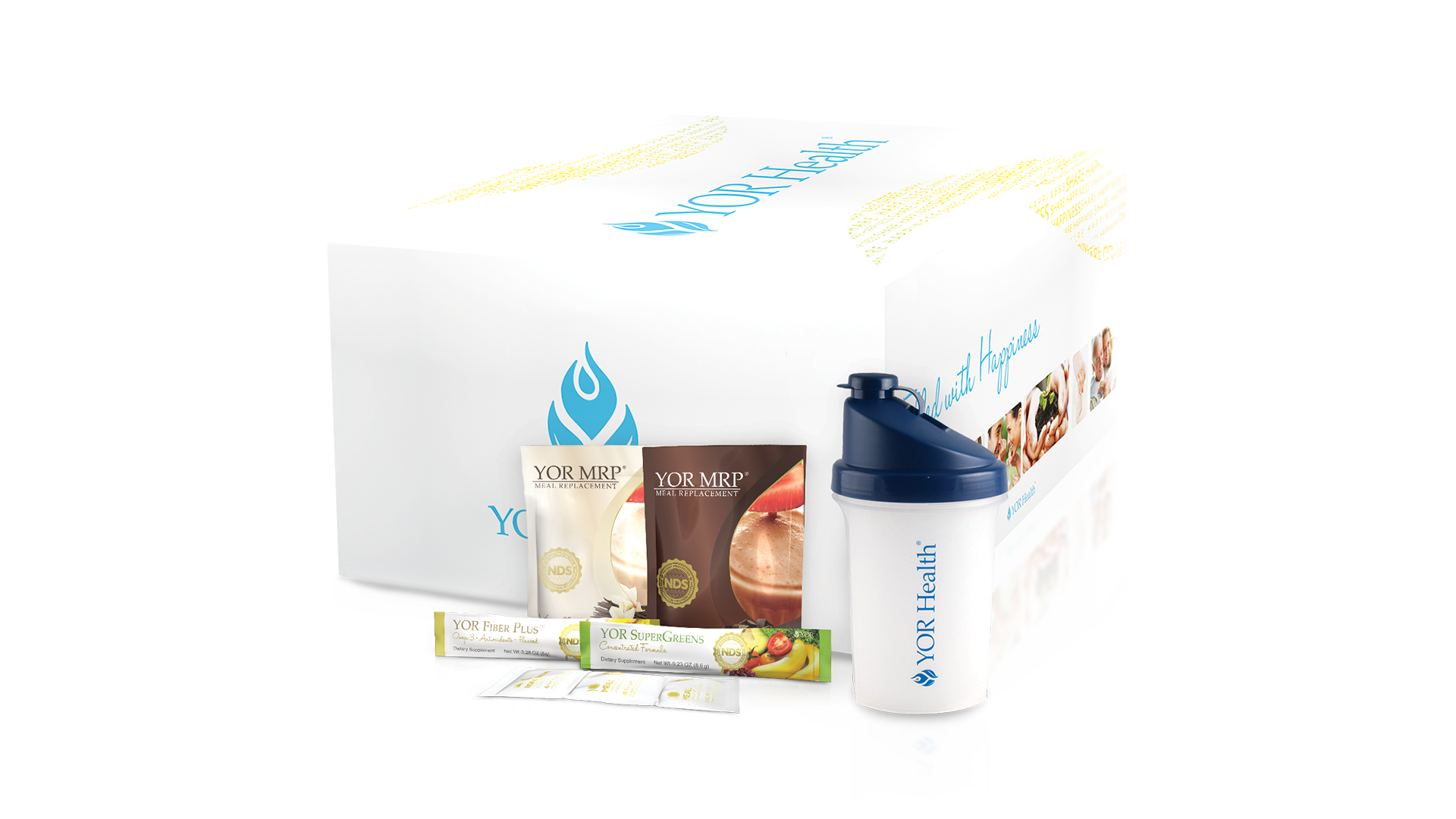 YOR Health Products Simplify Supplement Regimens for Individuals On the Go